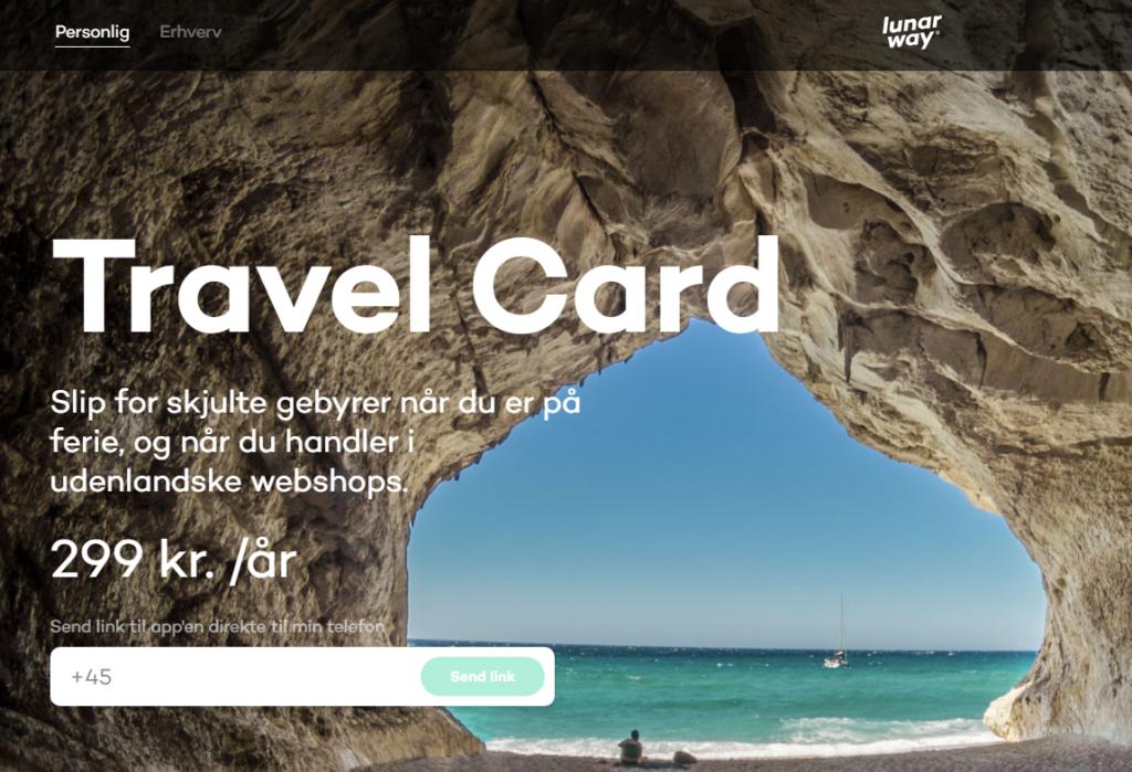 Lunar Way travel card